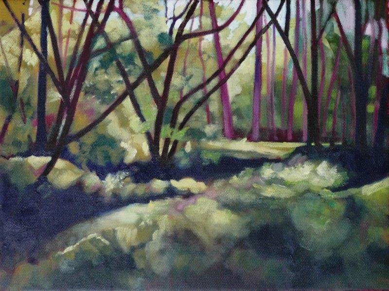 River Sketch 1