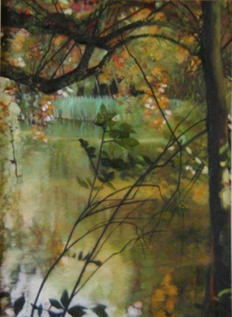 Wild-Pond-at-Shipton-under-Wychwood-