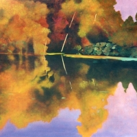 Pond in Shipton