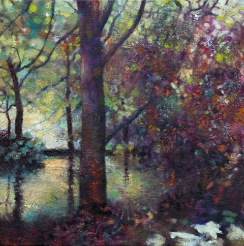 Study of the Pond at Shipton II