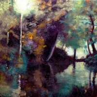 Study of the Pond at Shipton