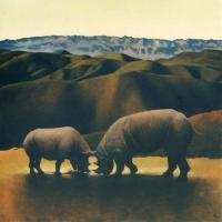 Rhinos on the Edge II