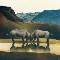 Rhinos on the Edge III